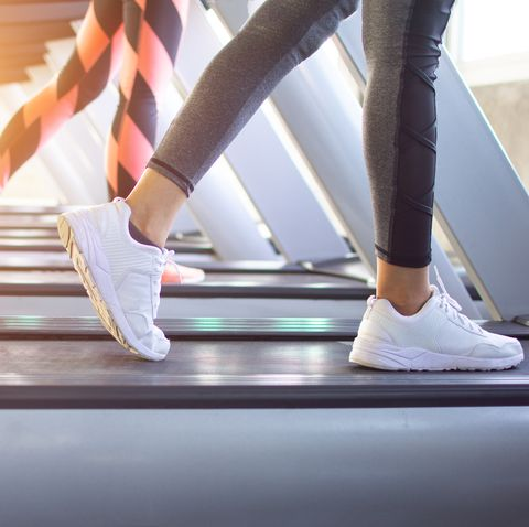 treadmill workout, quick, hill sprints