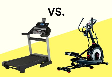 Treadmill Vs Elliptical When To Use The Treadmill Or