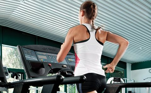 How Real Runners Train on Treadmills | Runner's World