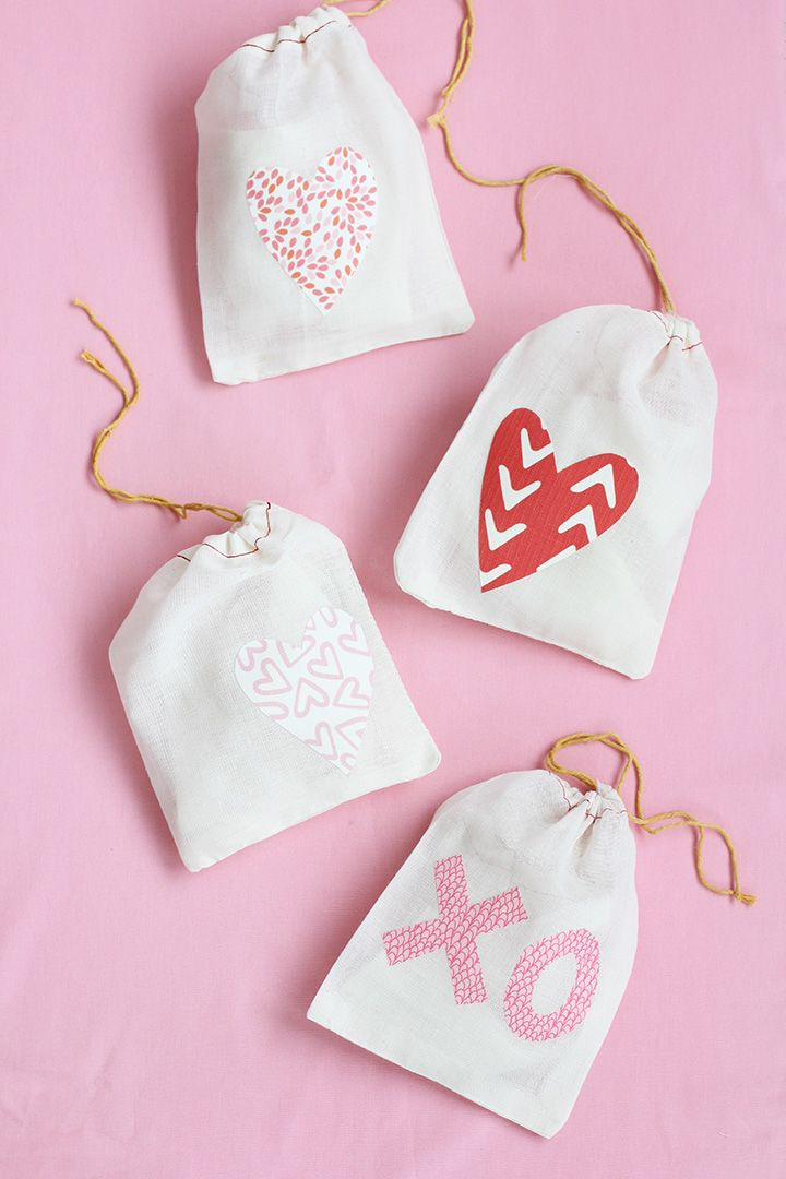 Treat Bags - Valentine's Day Crafts
