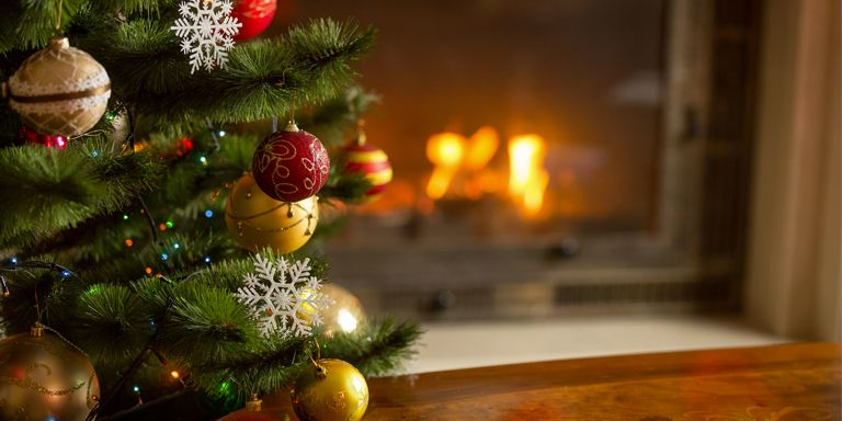 The most realistic artificial Christmas trees