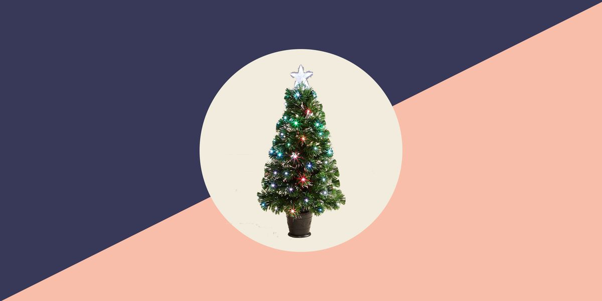 Christmas Tree Illustration.12 Of The Best Fibre Optic Christmas Trees To Buy This Year