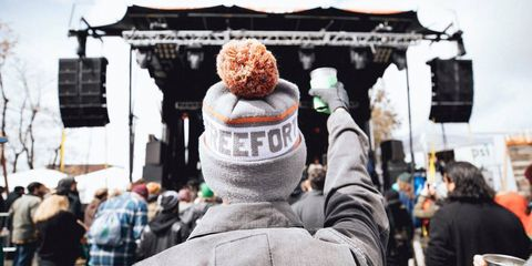places to visit in March -Treefort Music Festival