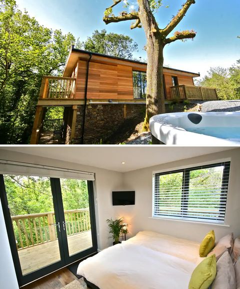 treehouse airbnbs   treehouse holidays uk