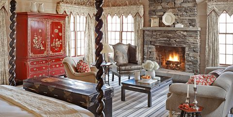 Courtesy The Classic Cozy Charm Of