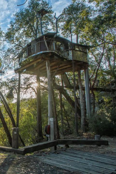 treehouse in australia