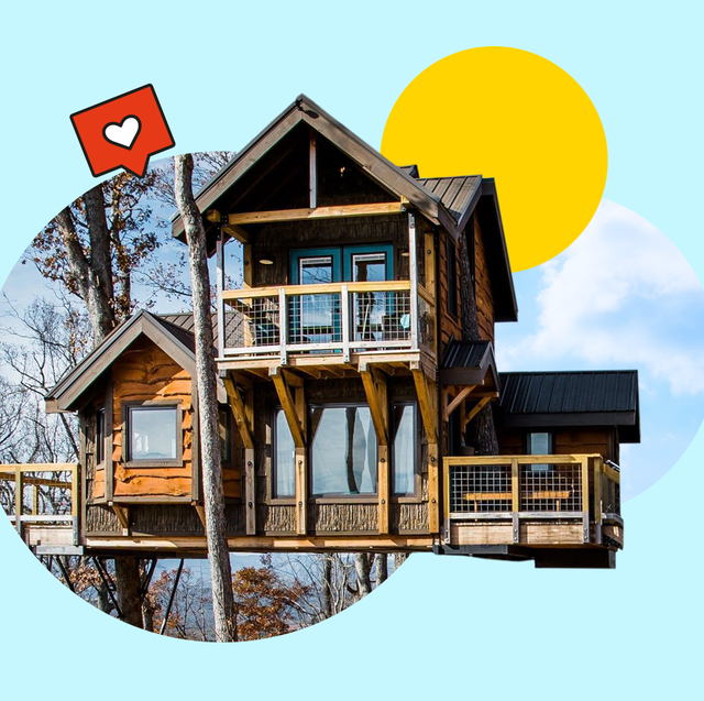 best treehouse rentals
