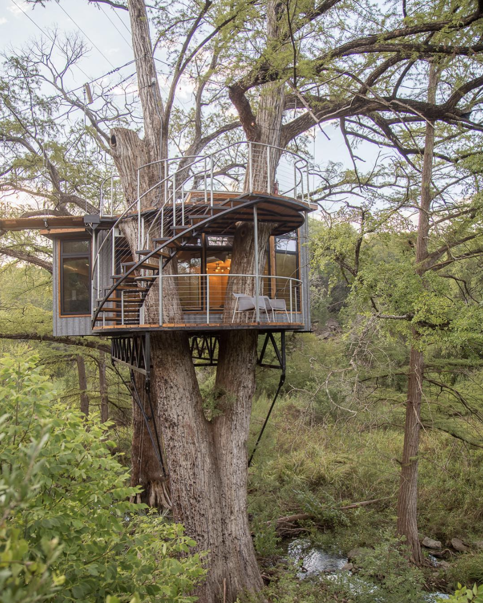 This Incredible Treehouse and Zip-Lining Resort Takes Glamping to The Next Level