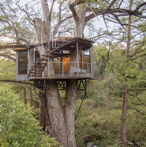 Cypress Valley Canopy Tours Treehouse Resort