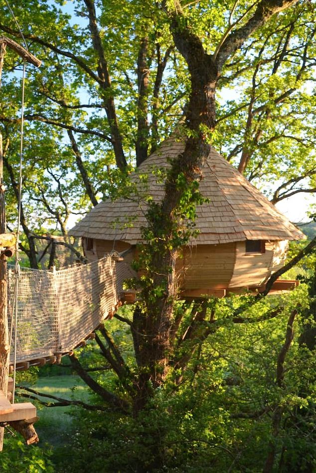 31 Amazing Treehouses You Can Actually Rent