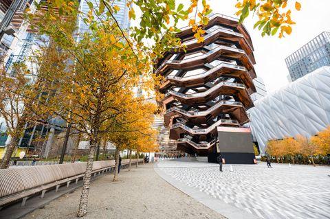 紐約最新必逛景點「the vessel」開幕不到一年無限期停止對外開放?154座階梯、80個觀景台縱覽紐約市風景