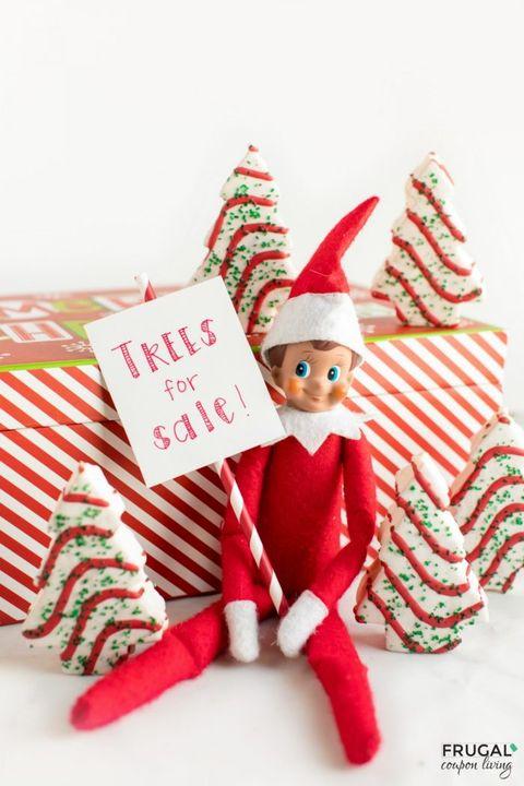 Elf On The Shelf Quarantine Ideas Images