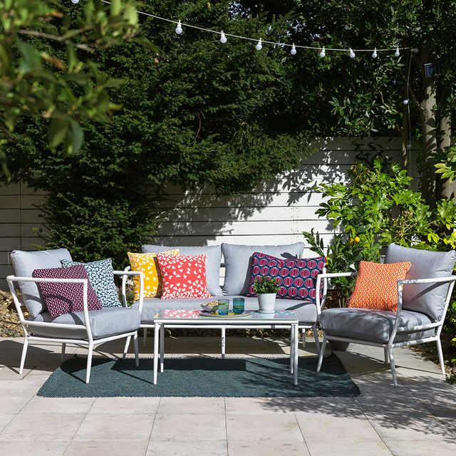 16 Outdoor Cushions That Will Spruce Up, Garden Furniture Cushions