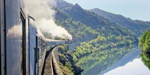 Trein Frankrijk