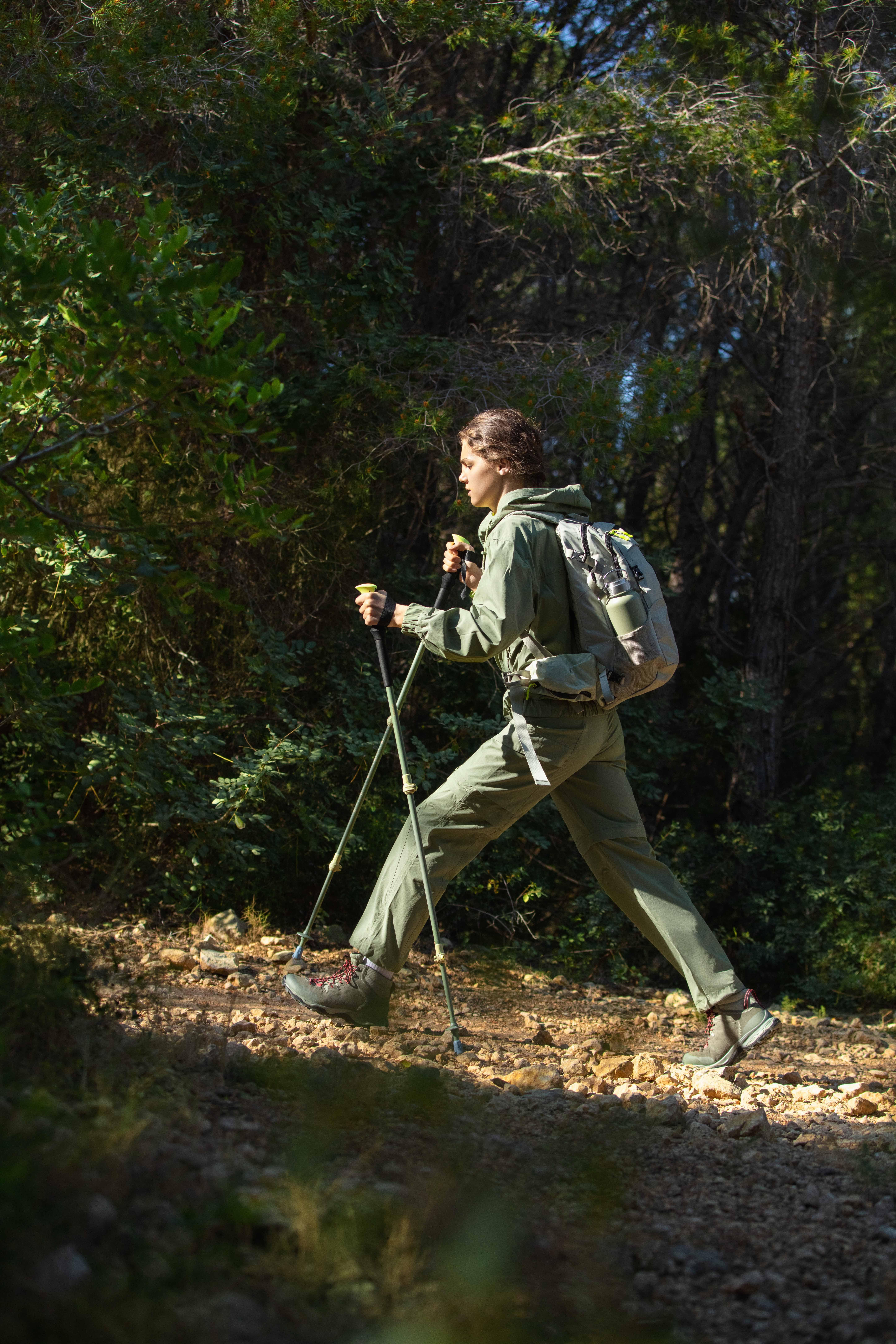 Colección trekking de Oysho.