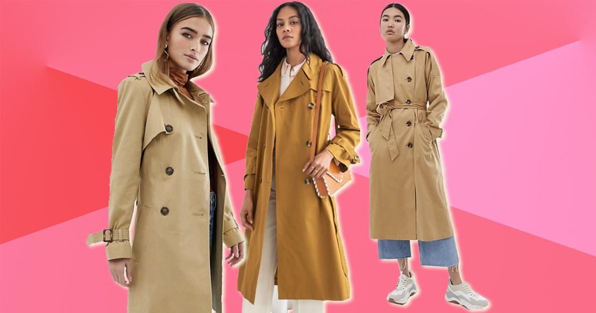 Women's Trench Coats | Short & Long Trench Coats | House of
