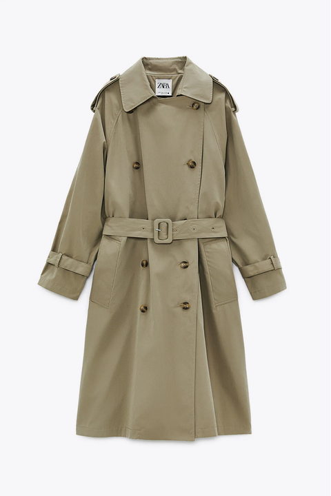 trench moda primavera estate 2021 zara