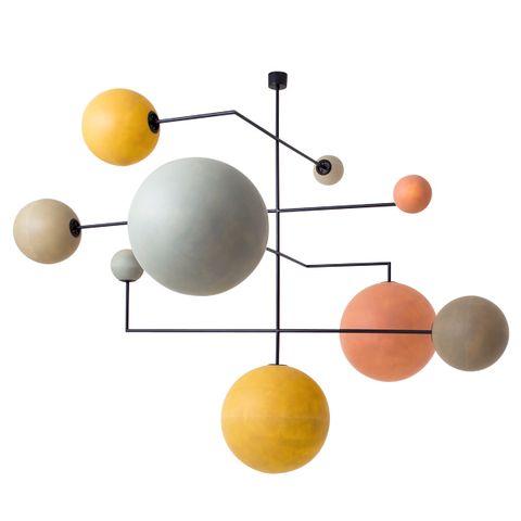 Product, Colorfulness, Amber, Orange, Circle, Sphere, Beige, Space, Peach, Diagram,