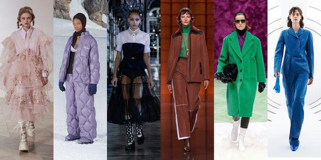 2021年秋冬のトレンドカラーは? 6大流行色とおすすめのファッションコーデを解説