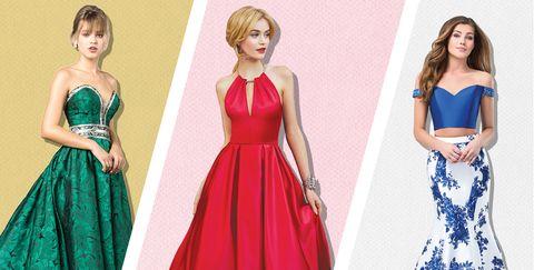 Dress, Clothing, Gown, Fashion model, Shoulder, Formal wear, Cocktail dress, A-line, Fashion, Neck,