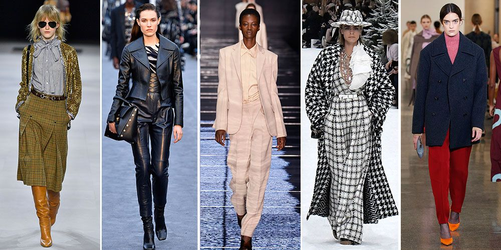 Autumn winter 2019 fashion trends: the fashion trends you need to know