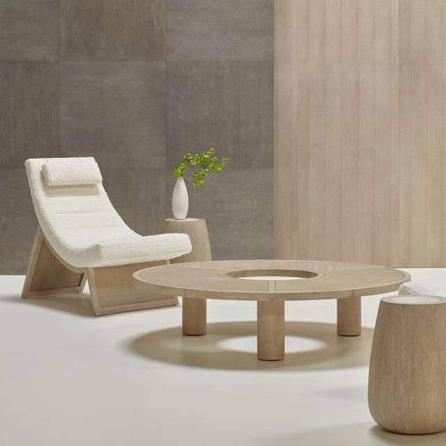 the new furniture collection by thomas pheasant for mcguire