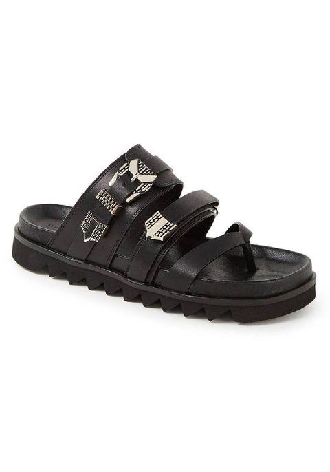 trends schoenen ss 21  nubikk lauren taro sandaal van leer