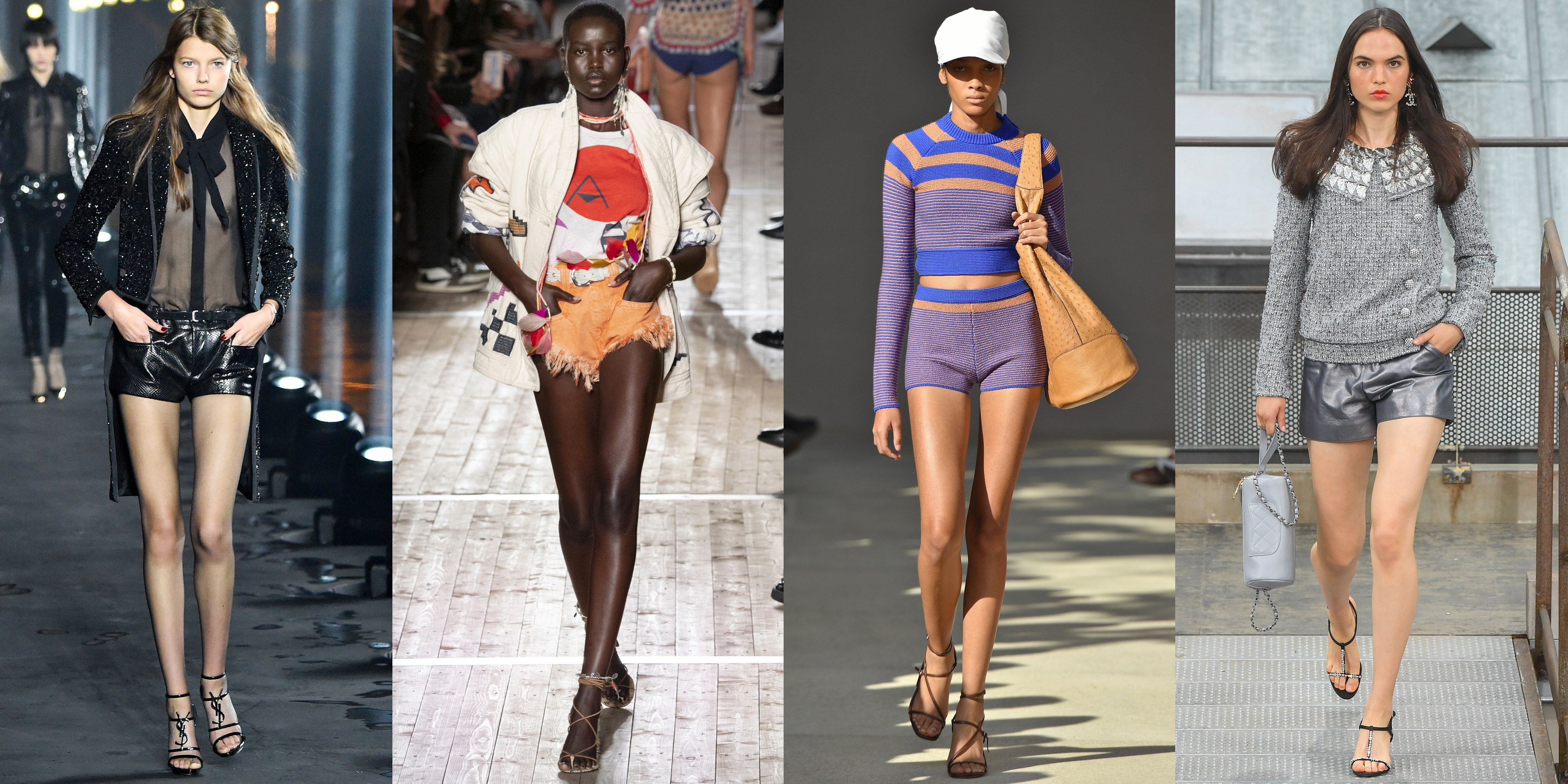 Fashion Trends of Spring 4  New Spring 4 Styles to Invest In