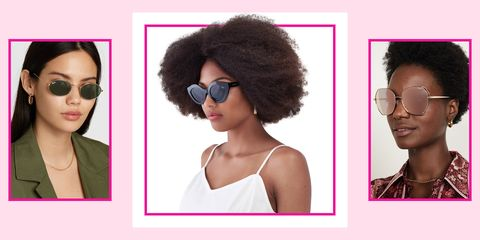Eyewear, Hair, Face, Hairstyle, Glasses, Afro, Sunglasses, Human, Wig, Beauty,