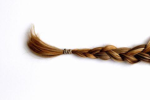 Donación de pelo para causas solidarias
