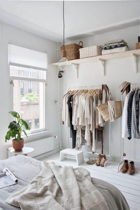 10 Ideas Para Conseguir El Vestidor Perfecto - Crear-un-vestidor