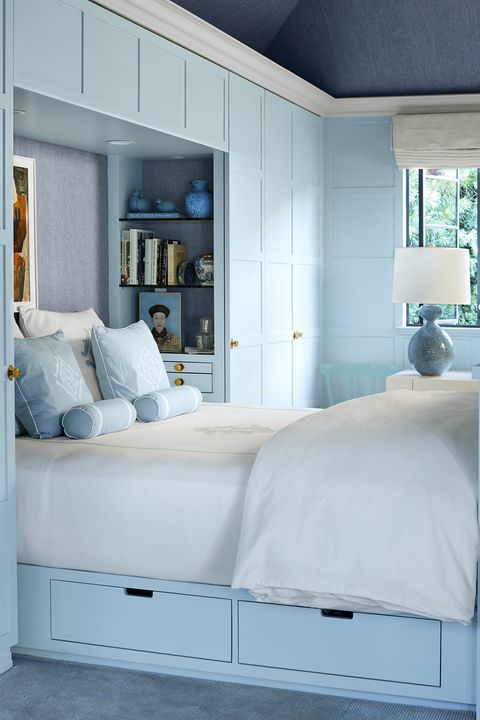 20 Best Bedroom Colors 2019 - Relaxing Paint Color Ideas for ...