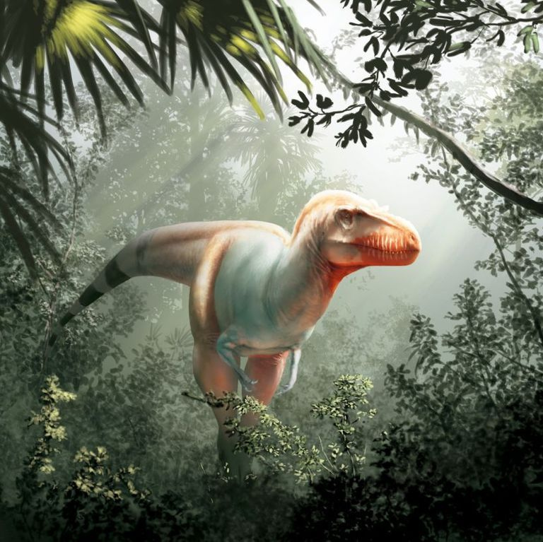 You Can Probably Guess Why This New Dinosaur Is Called 'Reaper of Death'