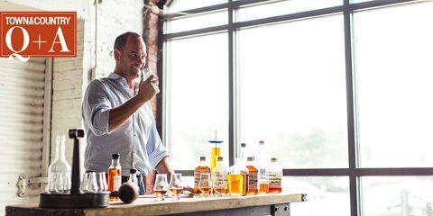 Trey Zoeller Jefferson's Bourbon