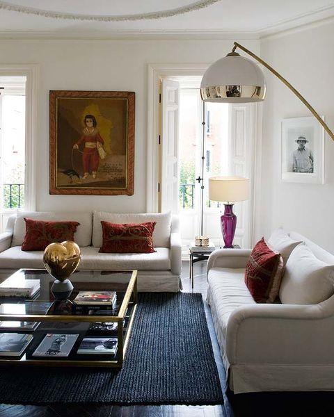 piso en madrid con aires parisinos