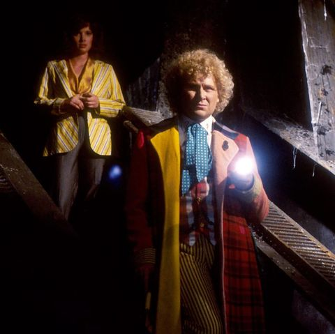 Doctor Who: The Trial of a Time Lord will be the next classic series Blu-ray release