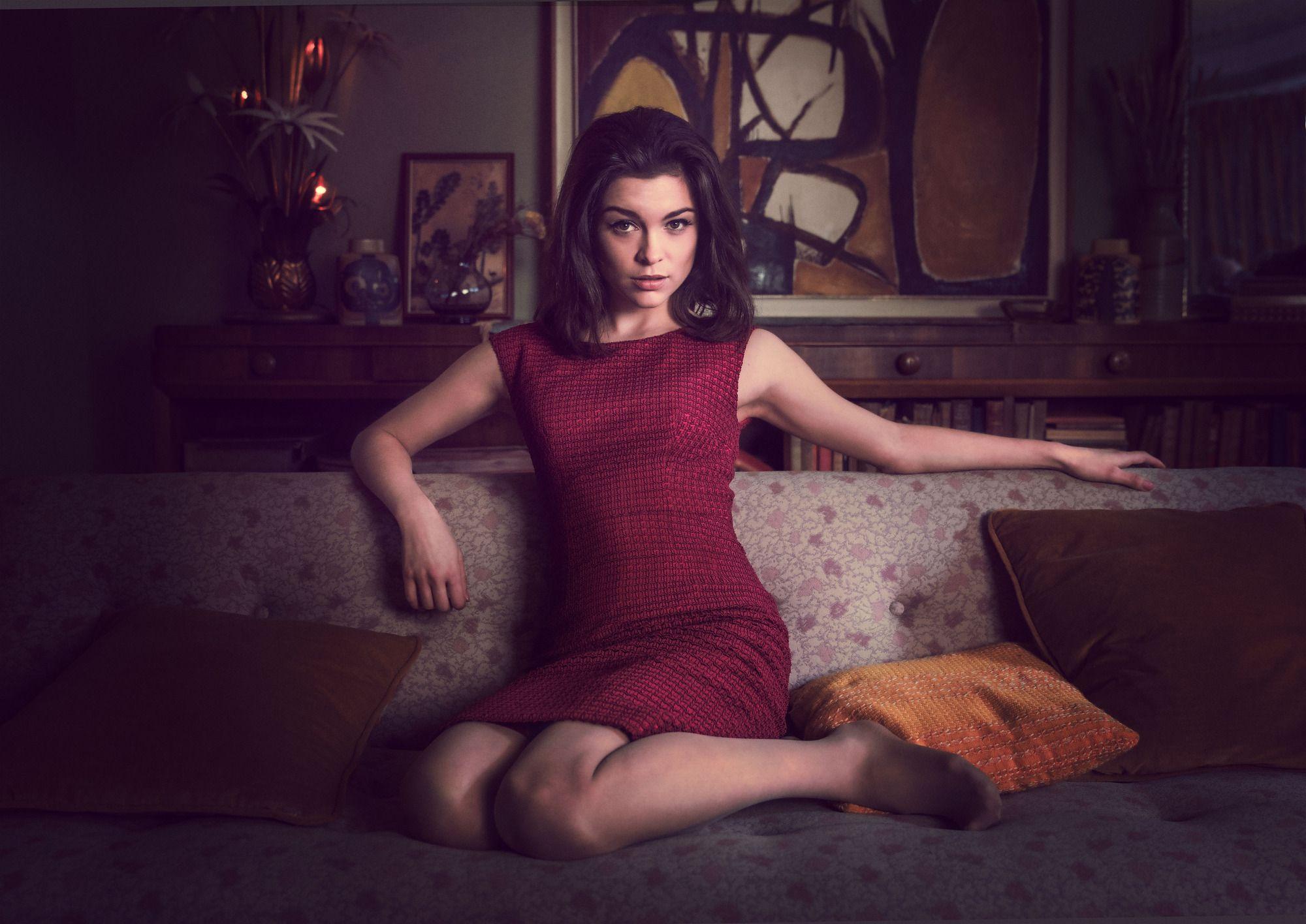 Amelia Fox Naked trial of christine keeler producer on how show debunks key