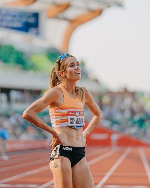 womens 5,000 meters