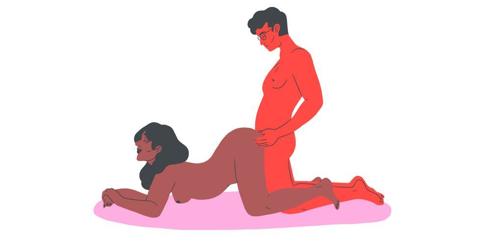 5 positions to try if penetrative sex is painful for you