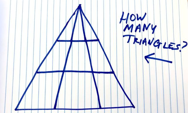 Line, Triangle, Parallel,