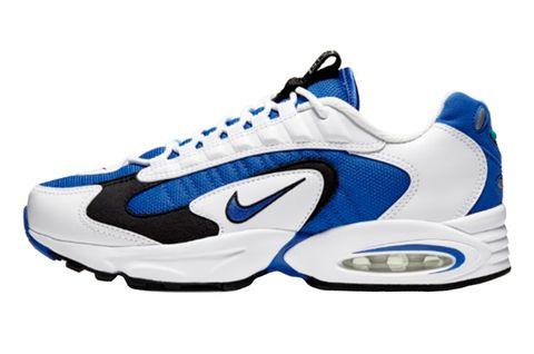 Shoe, Footwear, Outdoor shoe, Running shoe, White, Athletic shoe, Blue, Walking shoe, Tennis shoe, Cross training shoe,