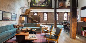 Tribeca Loft en NY, by Andrew Franz Architect PLLC