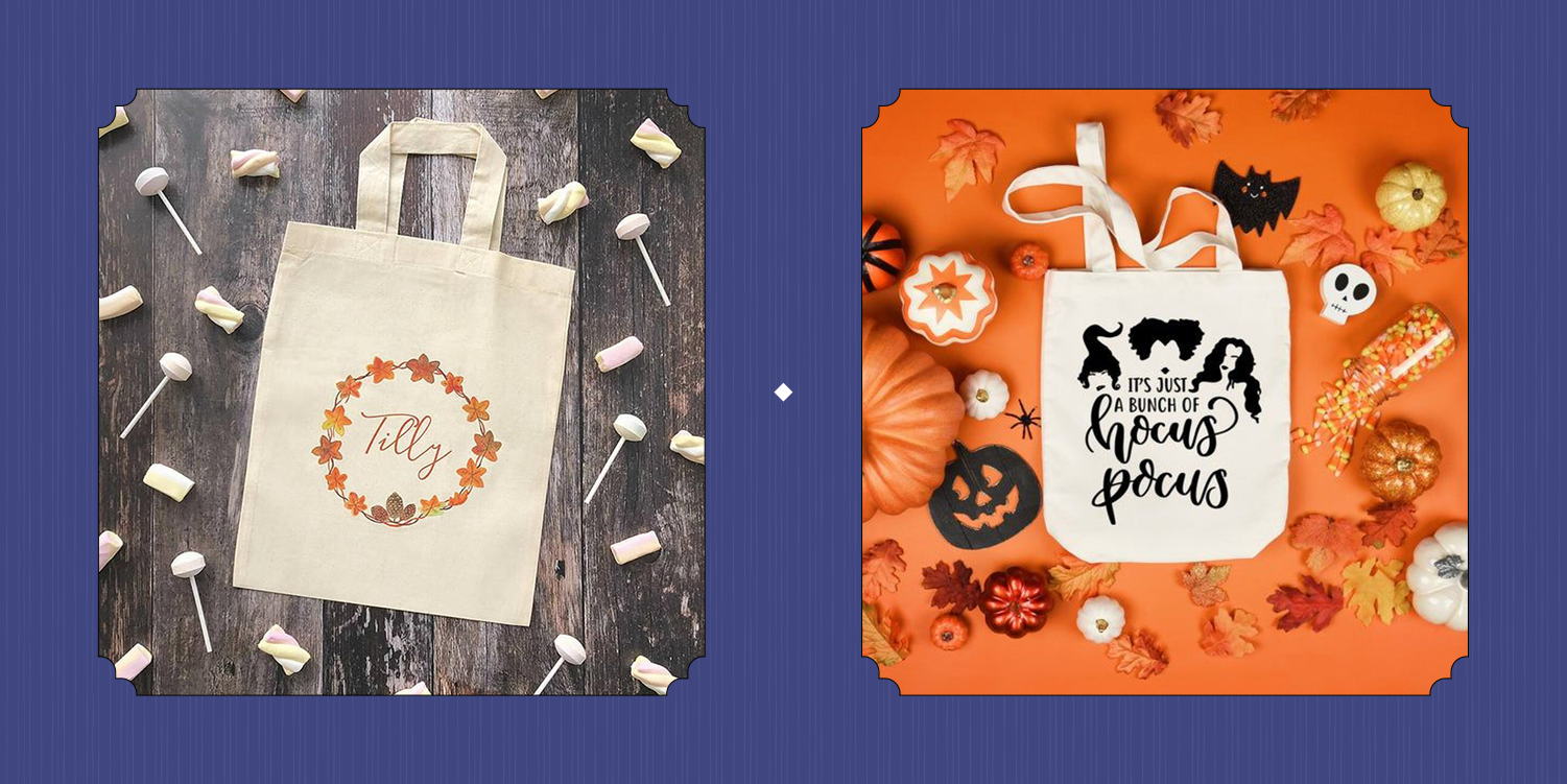 15 Best Trick or Treating Bags That'll Hold Tons of Halloween Candy