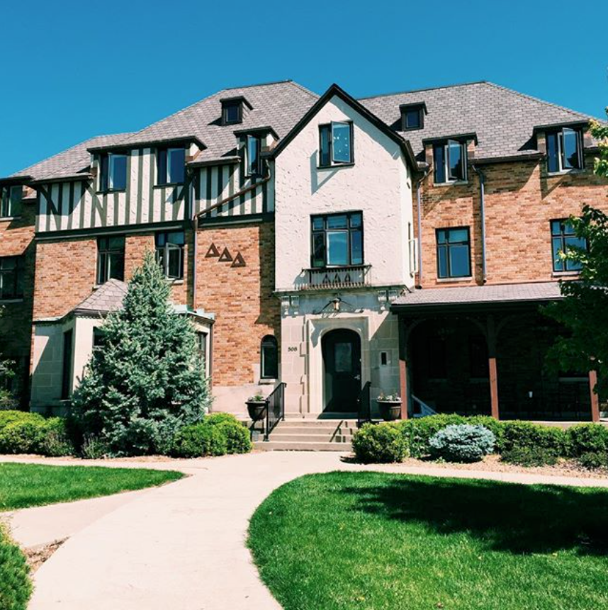The Most Beautiful Sorority Houses in America