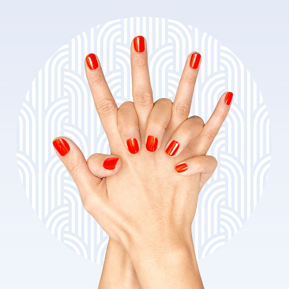 The Press-On Nails That Have a Style Writer Converted