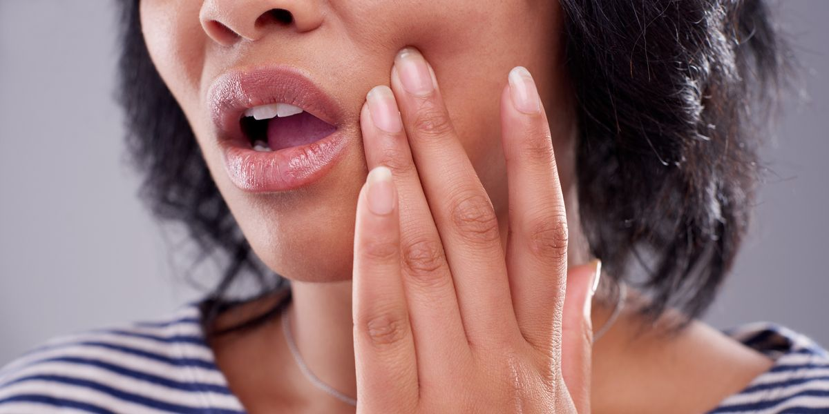 Here's Why Your Jaw Constantly Hurts, According to an Orofacial Pain Specialist