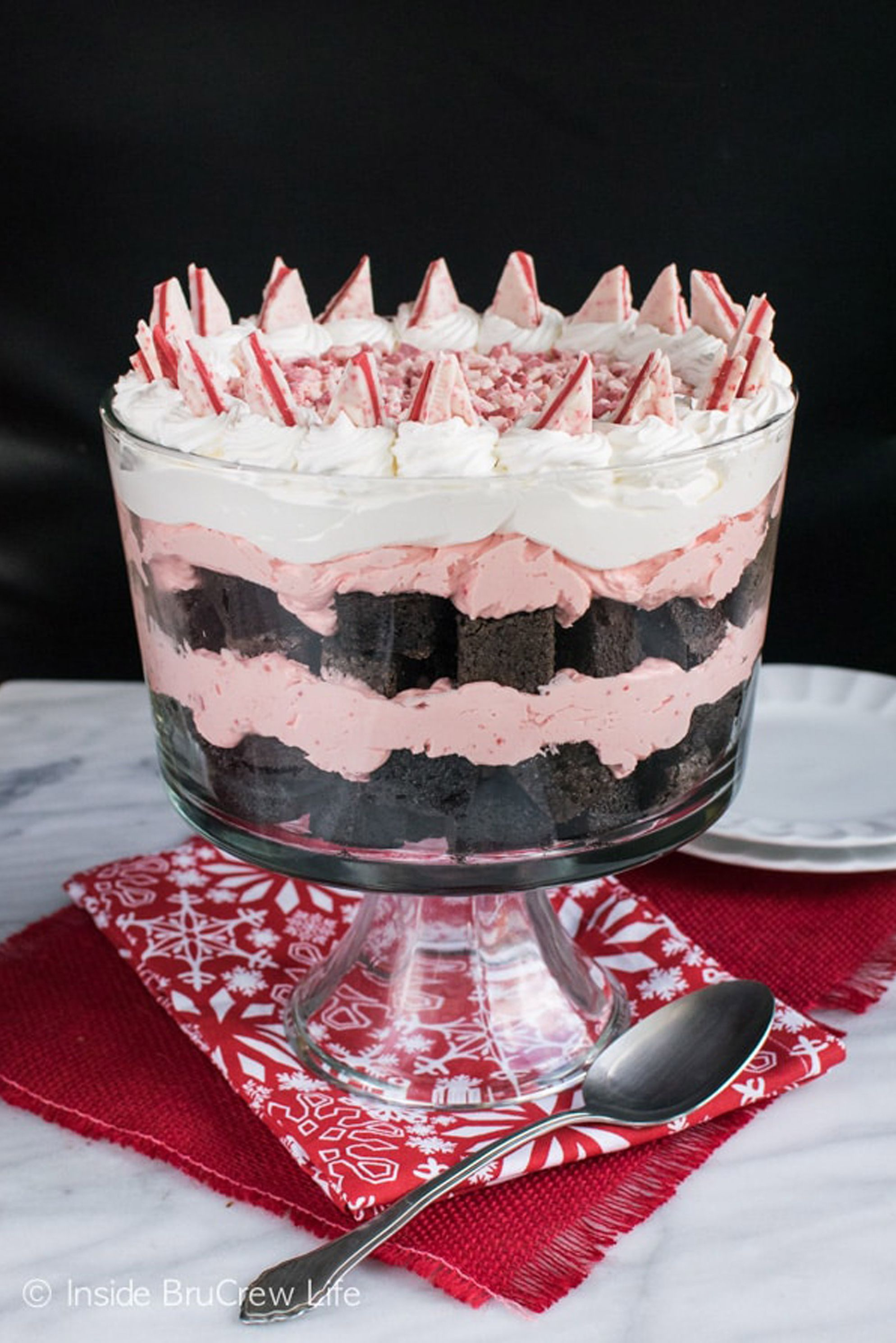 trifle recipes christmas peppermint