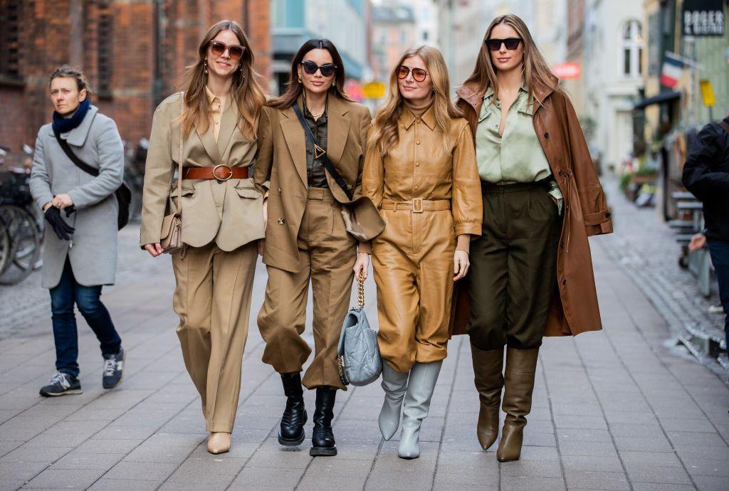 Bazaar's editors select their favourite autumn/winter 2020 trend