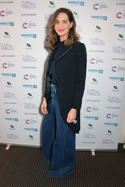 turn the tables 2019 lunch hosted by tania bryer and james landale in aid of cancer research uk