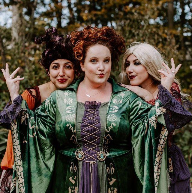 hocus pocus trio costume